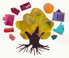 Bonnie Acker's Roots & Branches graphic 2014