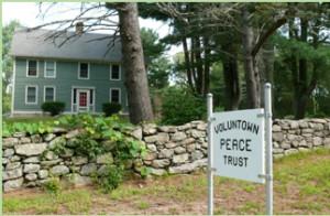 Voluntown Peace Trust receives Equity Trust loan