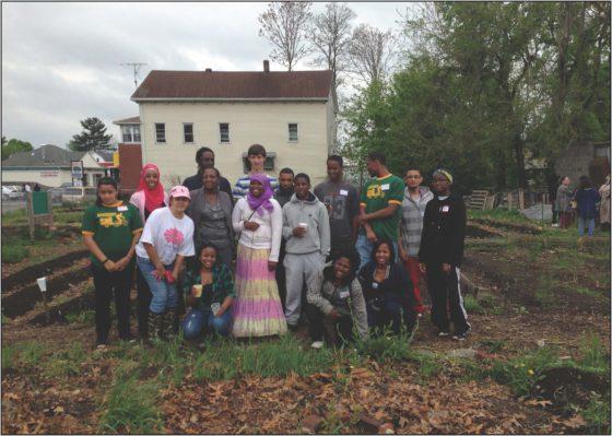 Gardening The Community