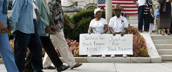 Support Debt Relief for BIPOC Farmers