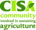 CISA (community involved in sustaining agriculture) logo