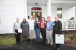 New London Homeless Hospitality Center celebrates the opening of its new facility